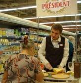 Дегустация и подарок за покупку для ТМ President