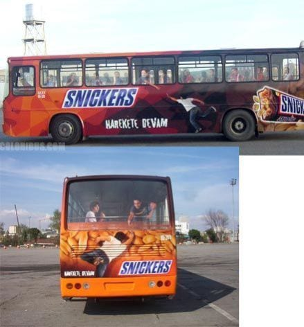 Реклама-на-транспорте_сникерс