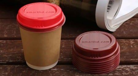 «Умная» крышечка подскажет, когда Ваш кофе остыл