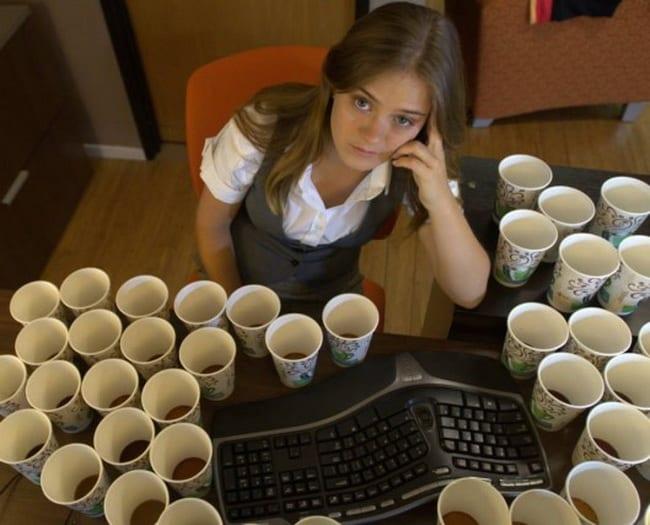 Кофеиновый спрей зарядит энергией всего за пару «пшиков»!
