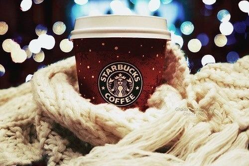 Кофейные твиты Starbucks 12