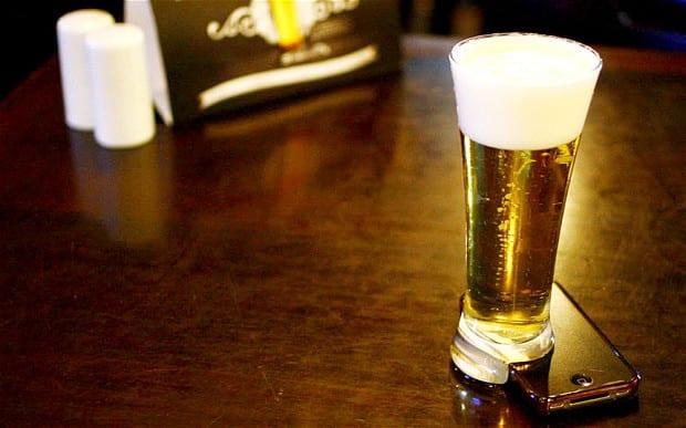 Оффлайн-стакан