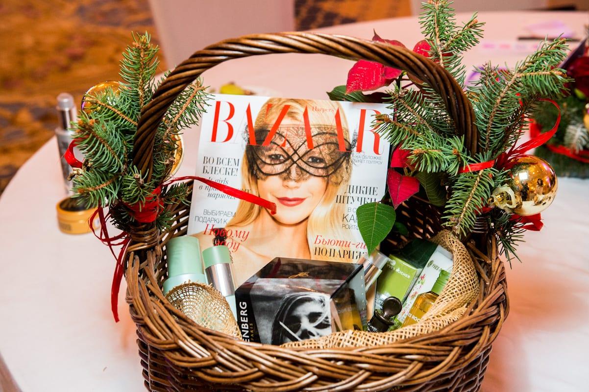 Yves Rocher Beauty Brunch Harpers Bazaar