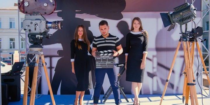 Samsung на Одесском Международном Кинофестивале