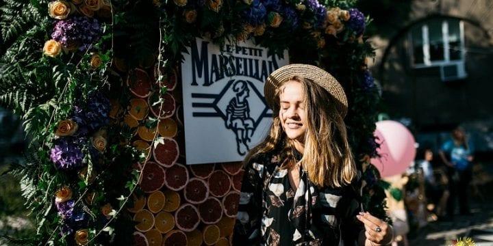 Le Petit Marseillais на Kyiv Flower Market
