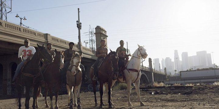 Guinness рассказывает историю городских ковбоев в новой промо-кампании пива
