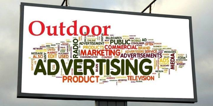 Исследование: успешные бренды тратят 13% бюджета на outdoor