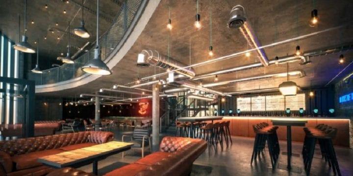 Шотландский пивной бренд откроет отель, где из кранов будет течь пиво