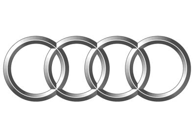 Audi установила 4-тонное ледяное лого в рамках промо
