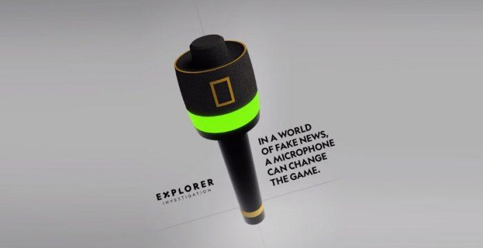 National Geographic разработали микрофон правды