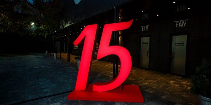 MOZGI на празднике 15-ти летия МЕТИНВЕСТ-СМЦ