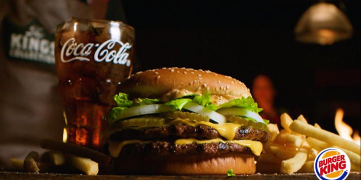 Burger King создал собственный «Биг-Мак», который раздает бесплатно