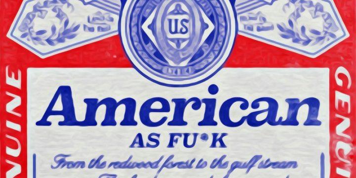 Budweiser возродил свои самые стереотипные рекламные принты из 50-х