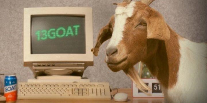 Козлы на проводе. Пивной бренд Mountain Goat открыл колл-центр, где работают рогатые операторы