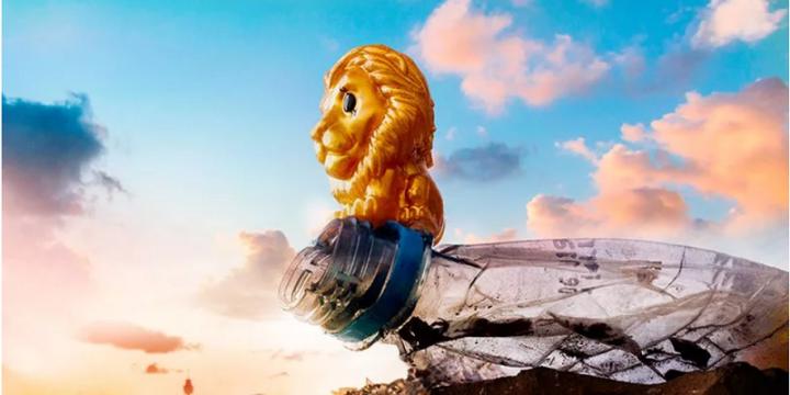 Король Лев мусорной свалки: конец пути для пластиковых игрушек