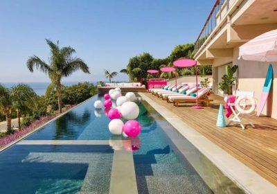 Дом мечты Барби «Малибу» появился на Airbnb