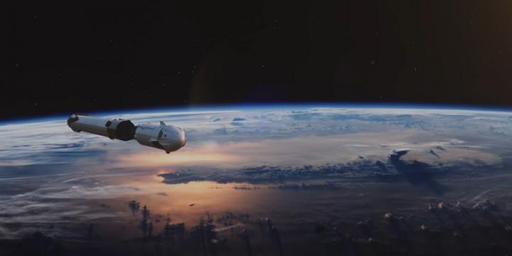 SpaceX. Crew Dragon